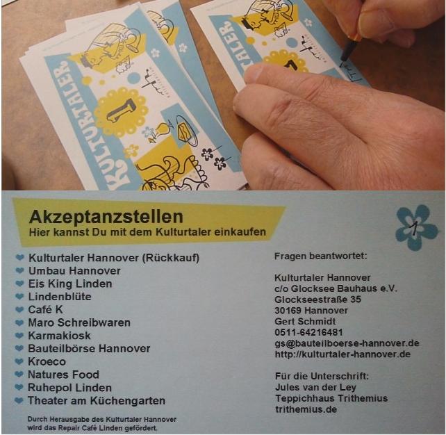 Vorder- und Rückansicht, Foto: Gert Schmidt